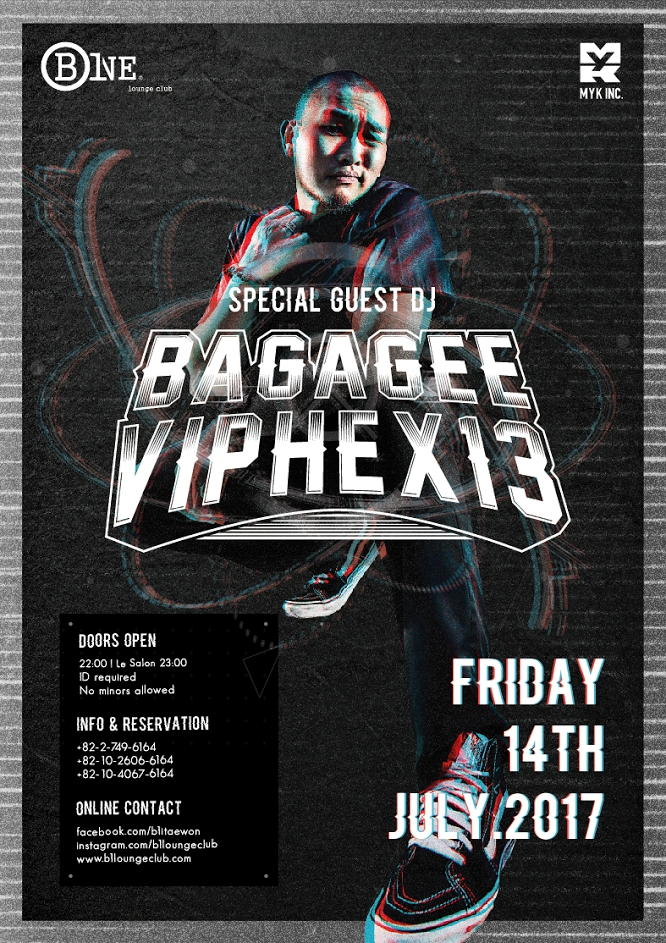 Bagagee VIPHEX13
