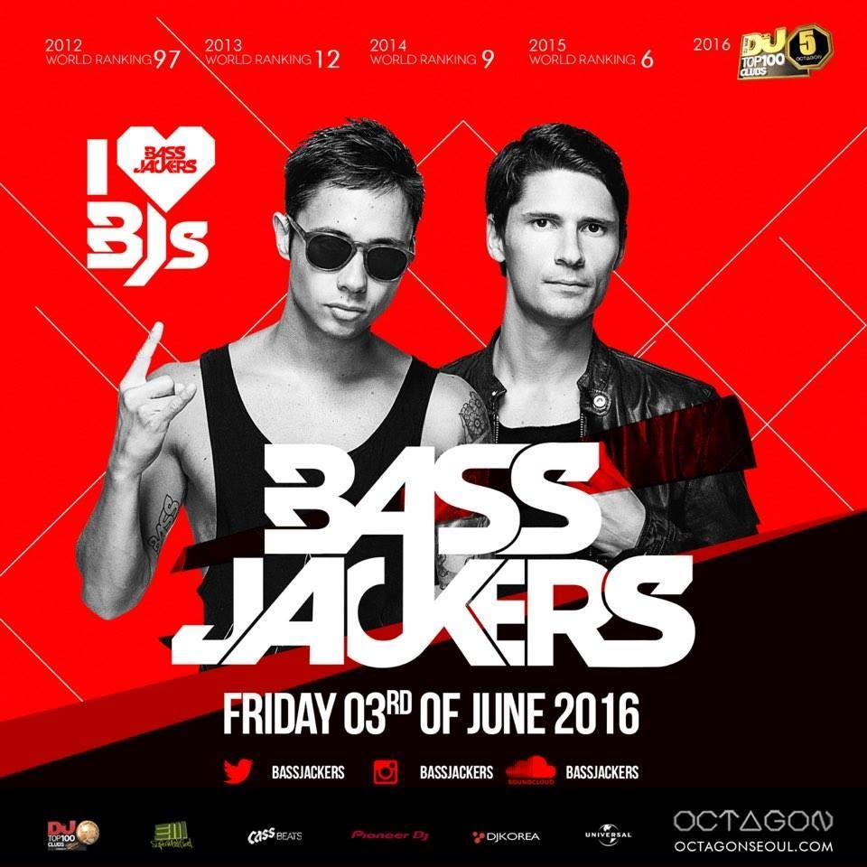 BASSJACKERS at Club Octagon