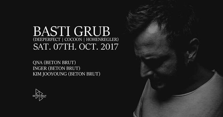Basti Grub (Deeperfect, Cocoon, Hohenregler)