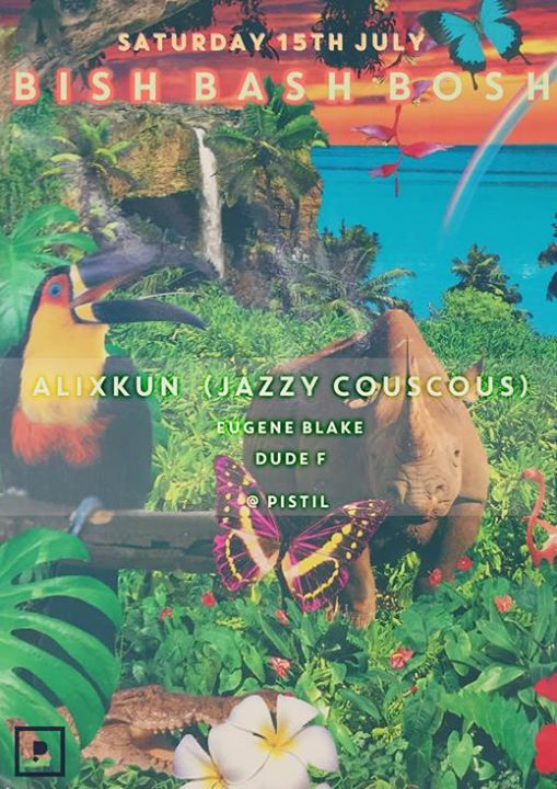 BBB Presents Alixkun (Jazzy Couscous)