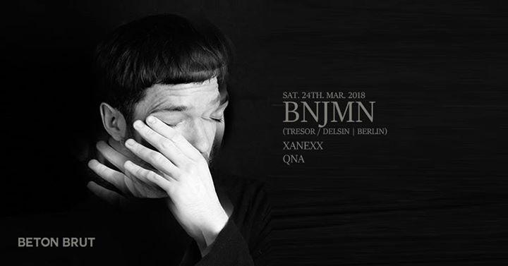 BNJMN (Tresor / Delsin | Berlin)