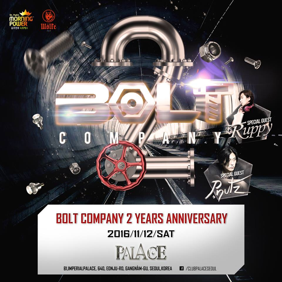 BOLT COMPANY 2nd Anniversary