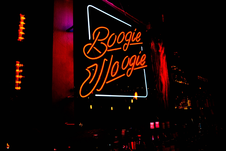 Boogie Woogie Jazz Live & Soul Music