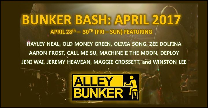 Bunker Bash: April 2017