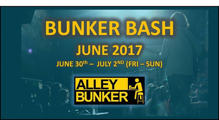 Bunker Bash: June 2017