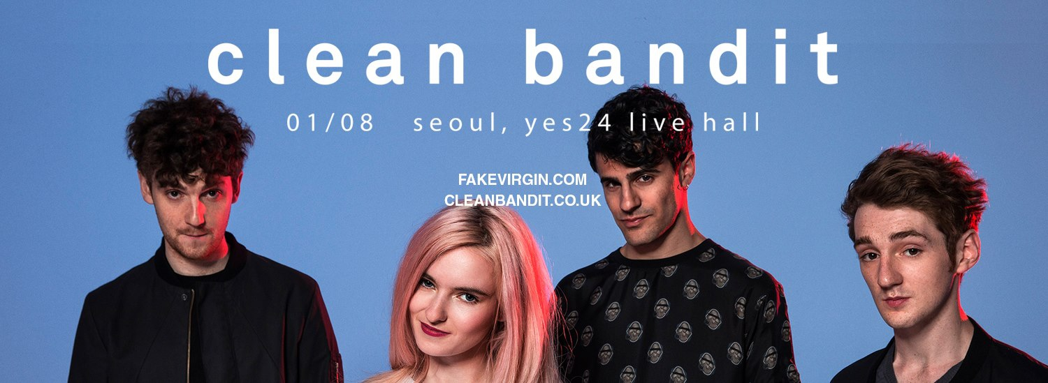 Clean Bandit Live in Seoul