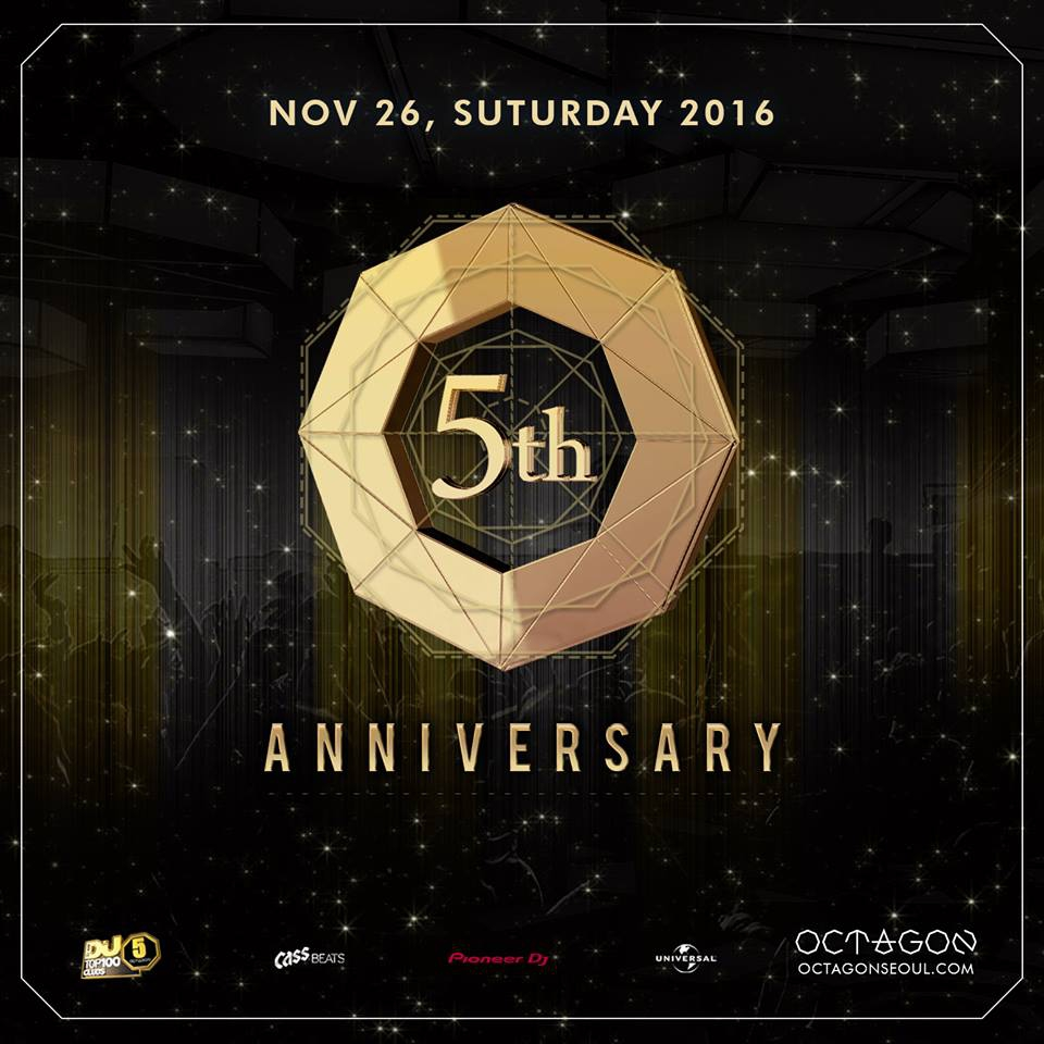 Club Octagon 5th Anniversary