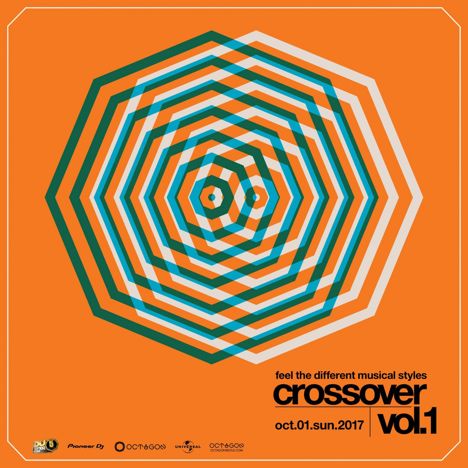 CROSSOVER : FUNKY GROOVE