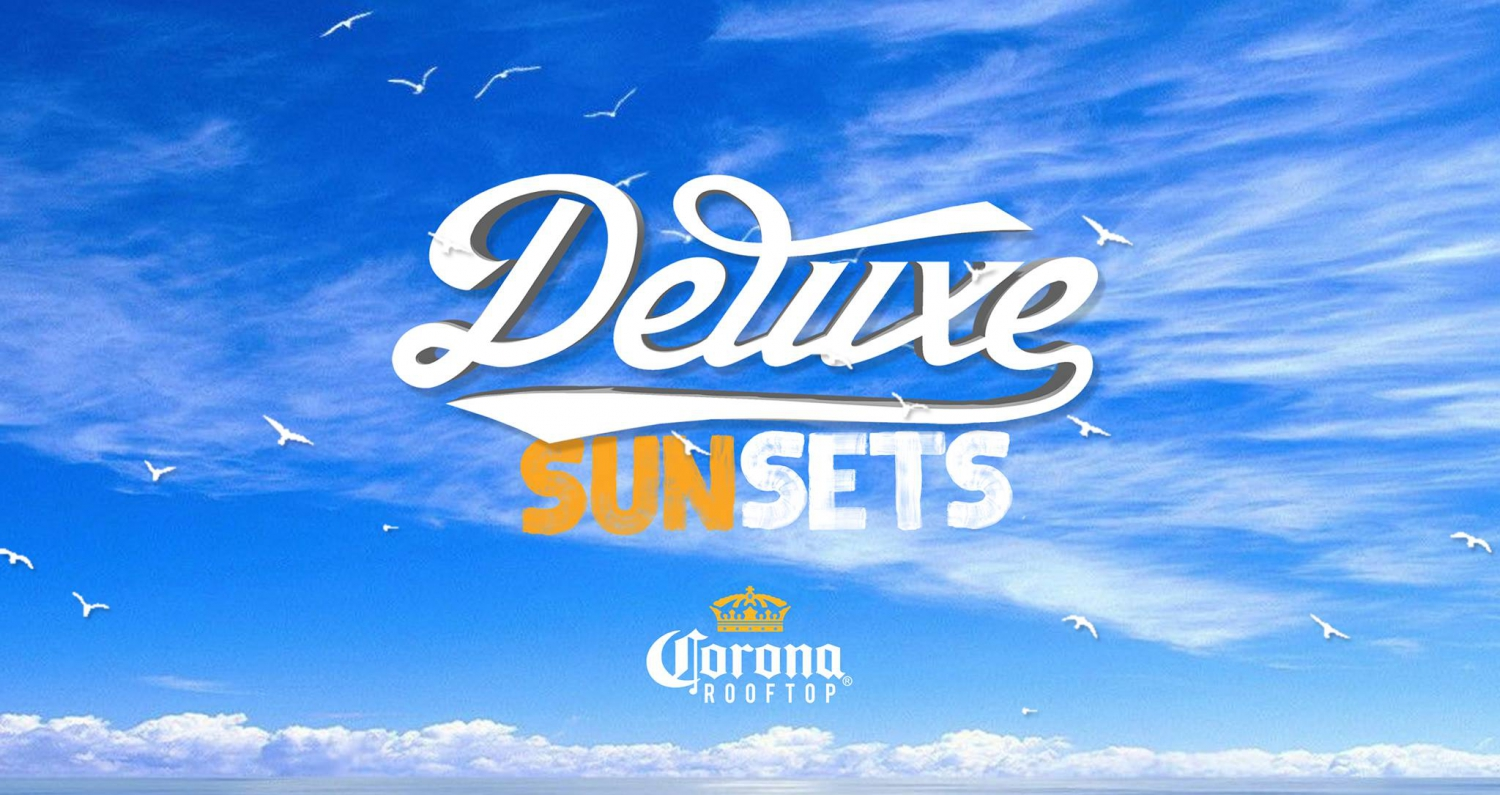 Deluxe Sunsets at Floating Islands Corona Roofto