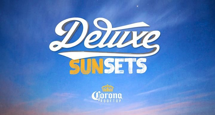 Deluxe Sunsets at Floating Islands Corona Rooftop