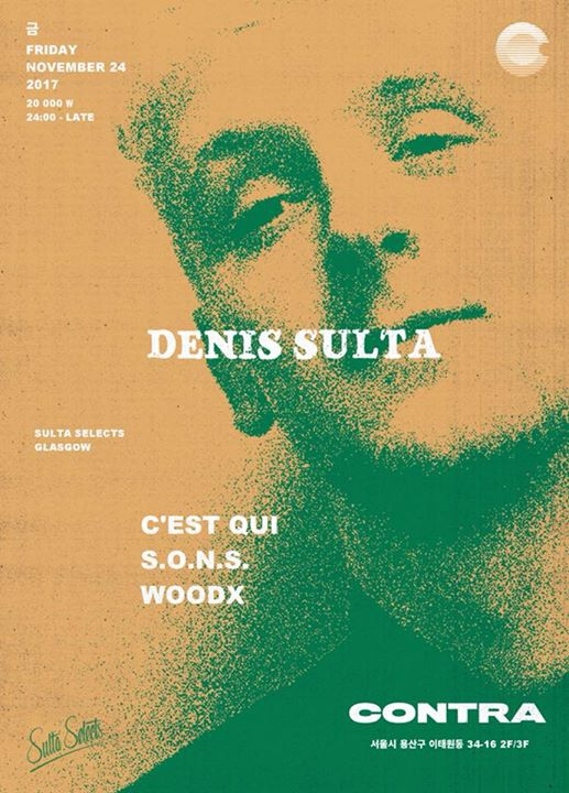 Denis Sulta at Contra [Sulta Selects / Glasgow]