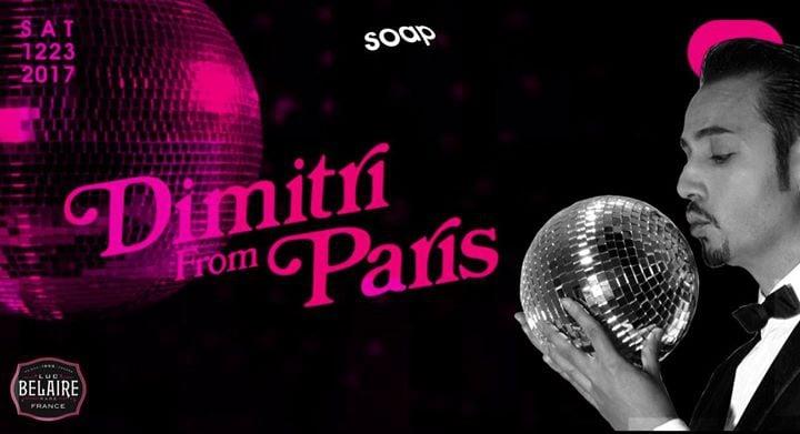Dimitri From Paris AT SOAP (FR)