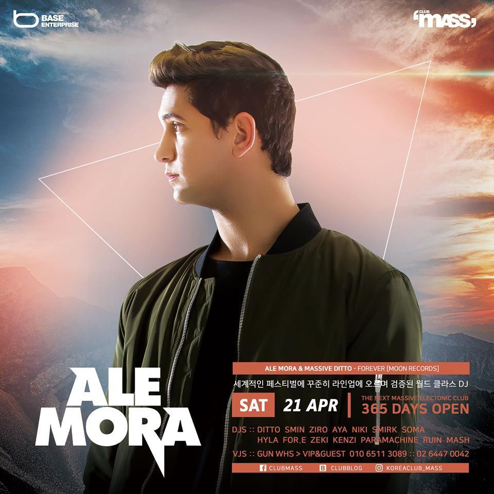 DJ ALE MORA
