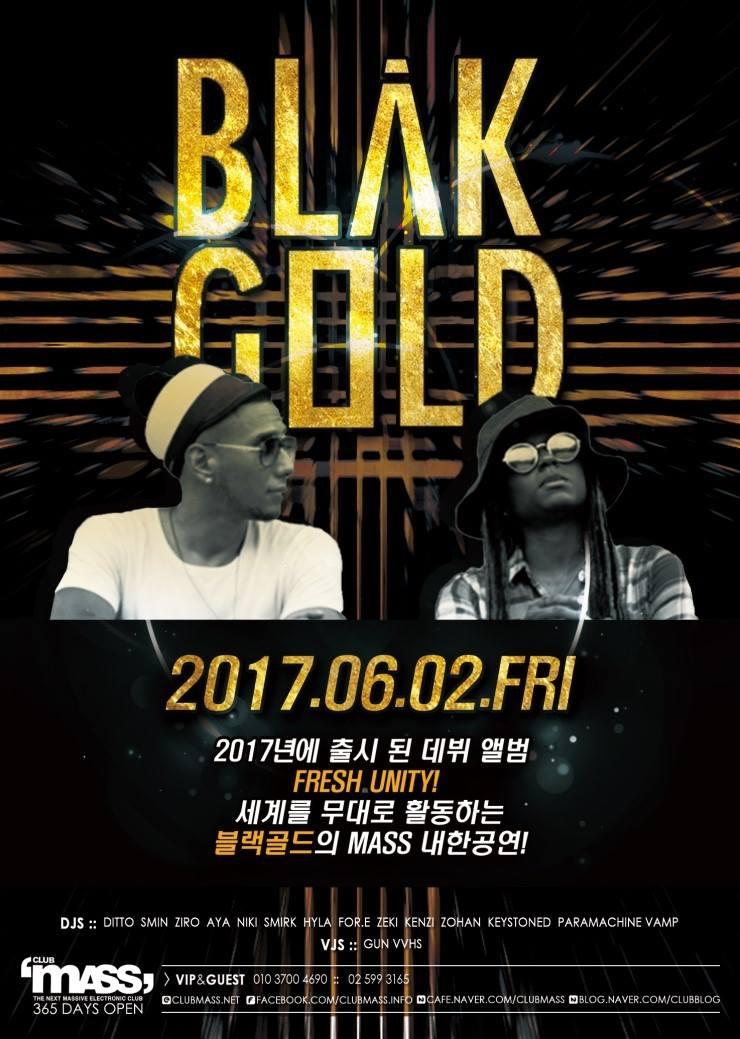 DJ BLAK GOLD!