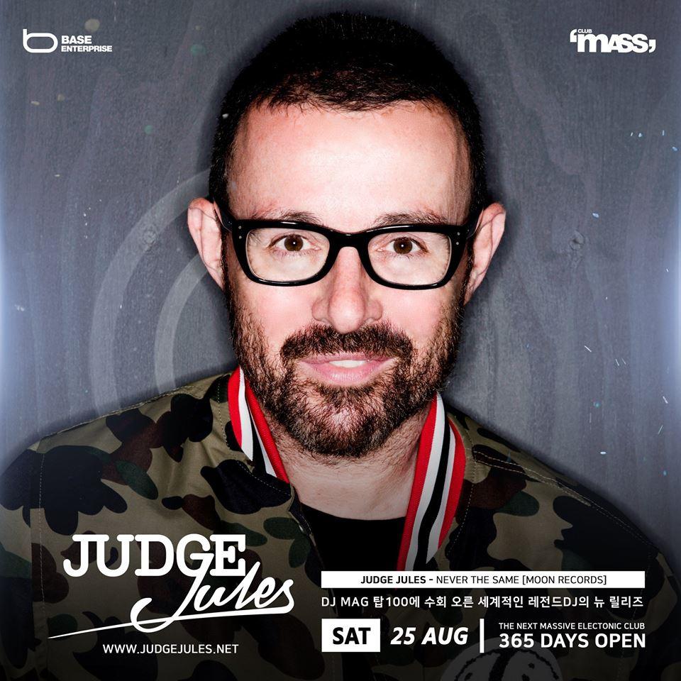 DJ JUDGE JULES