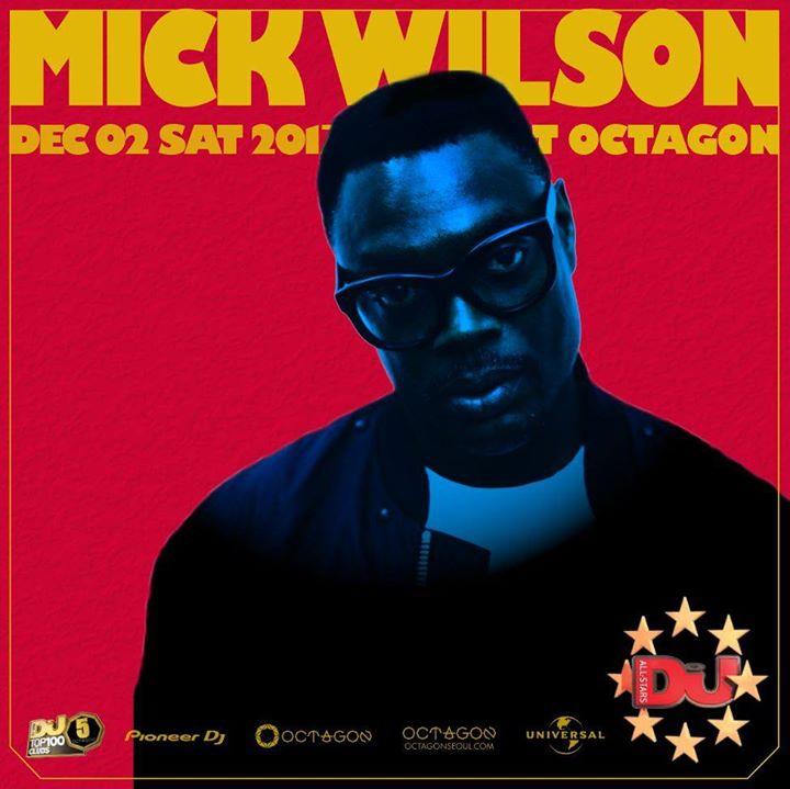 DJ MAG ALL STARS 'Mick Wilson'