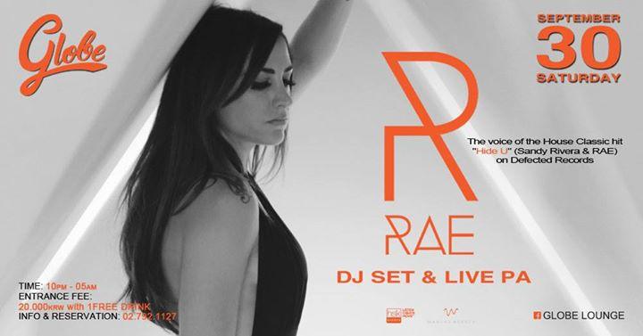 DJ RAE : 0930. Sat