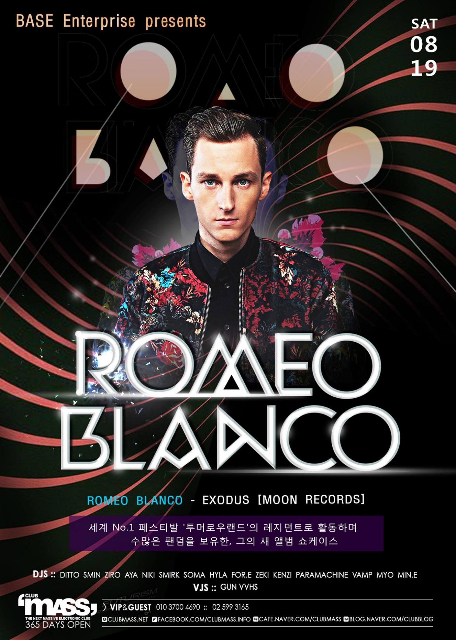 DJ ROMEO BLANCO