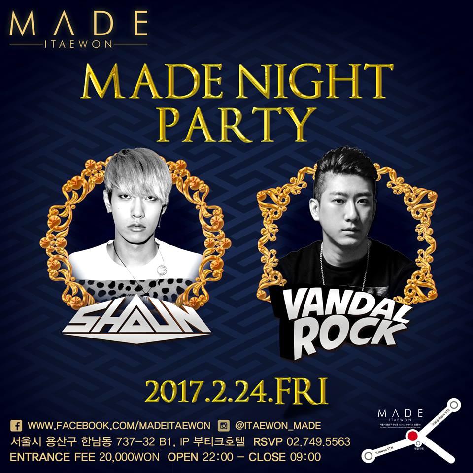 DJ Shaun & DJ Vandal Rock