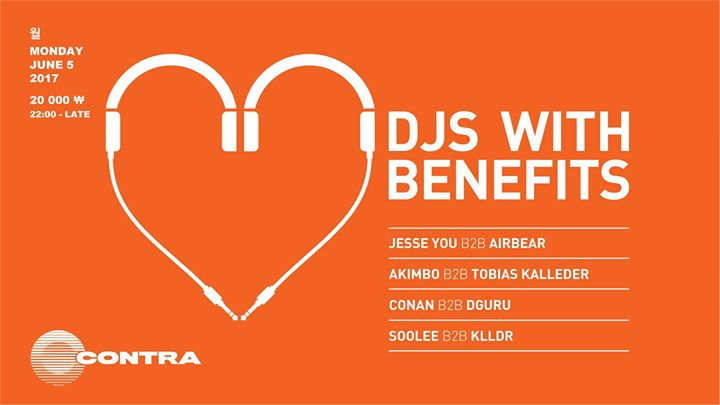 DJs with Benefits