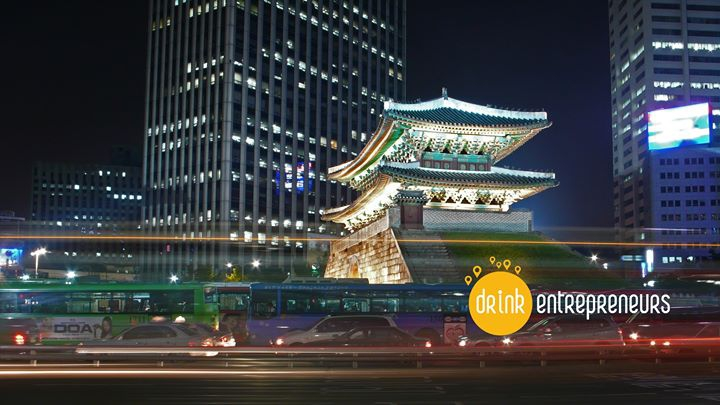 DrinkEntrepreneurs in Seoul #46