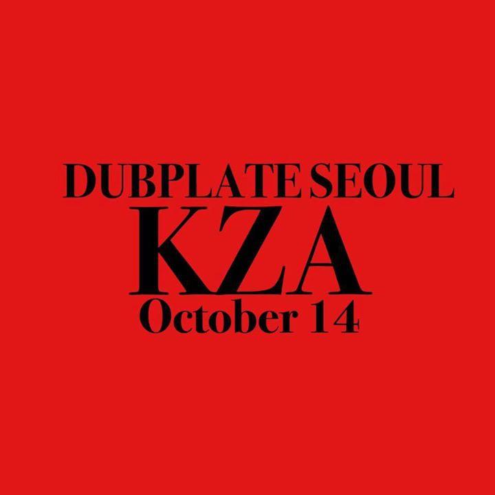 Dubplate SEOUL. w/ KZA
