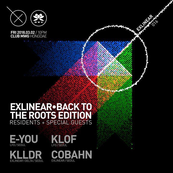 Exlinear 016 w/ E-you & Klof
