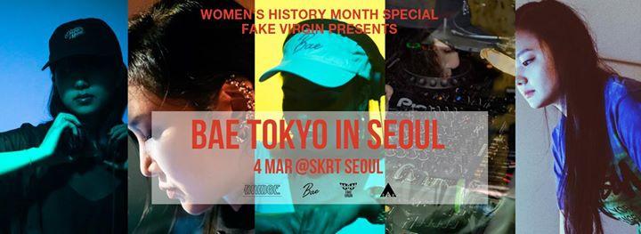FAKE VIRGIN Presents 'Bae Tokyo' in Seoul