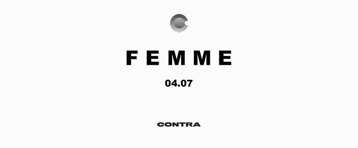 FEMME 04.07 - Vol 1