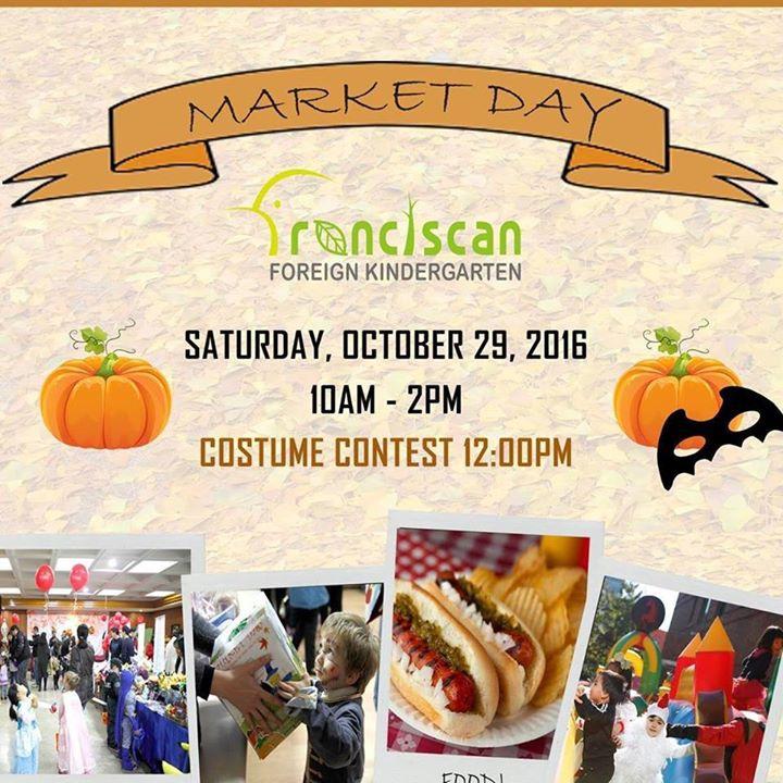 FFK Market Day 2016