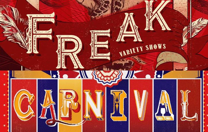 'FREAK'/ 'CARNIVAL'_DISTRICT Halloween Party