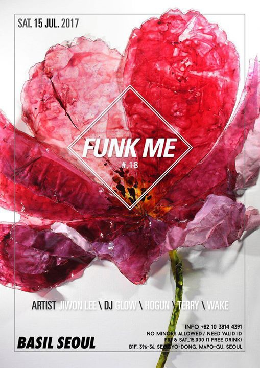 Funk Me #18 with Jiwon Lee