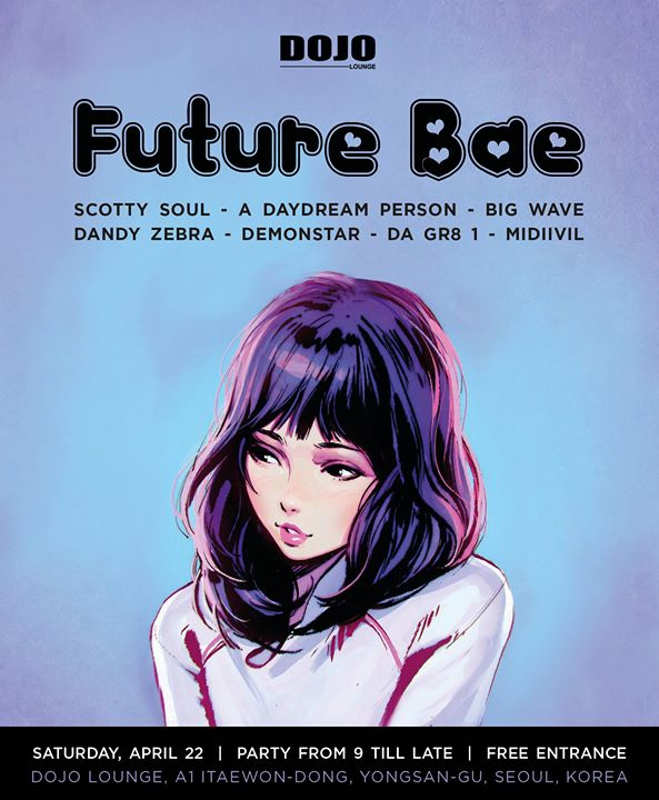 Future Bae at DOJO, Itaewon