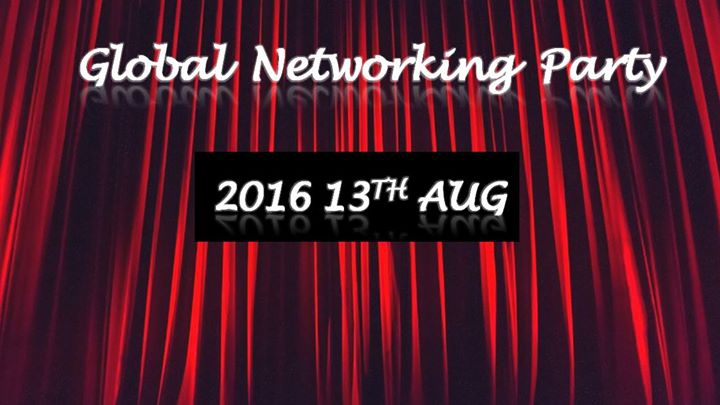 Global Networking Party in Seoul