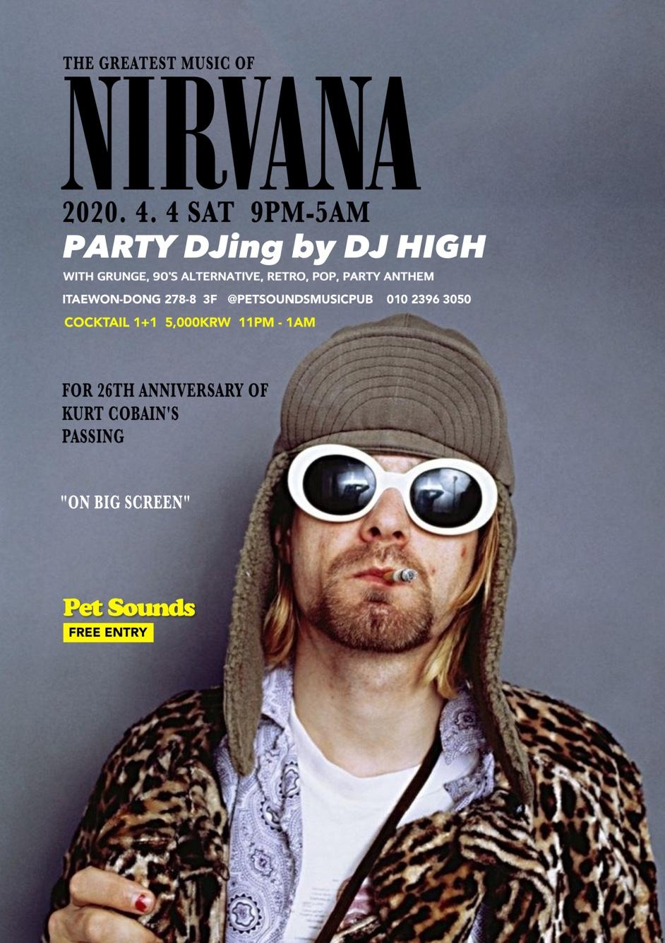 Greatest of Nirvana
