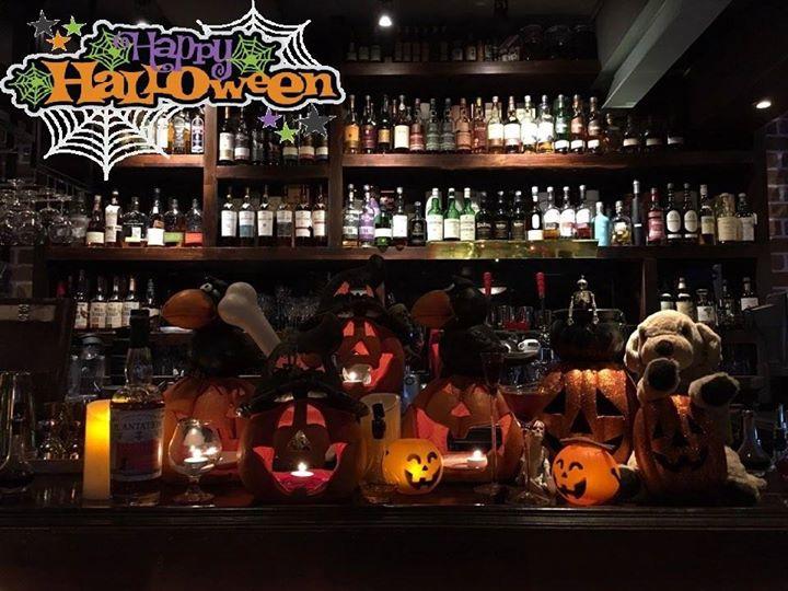Halloween at Mix&Malt