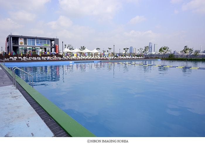 Han River Swimming Pools Summer Open From Jun 24 - Aug 22