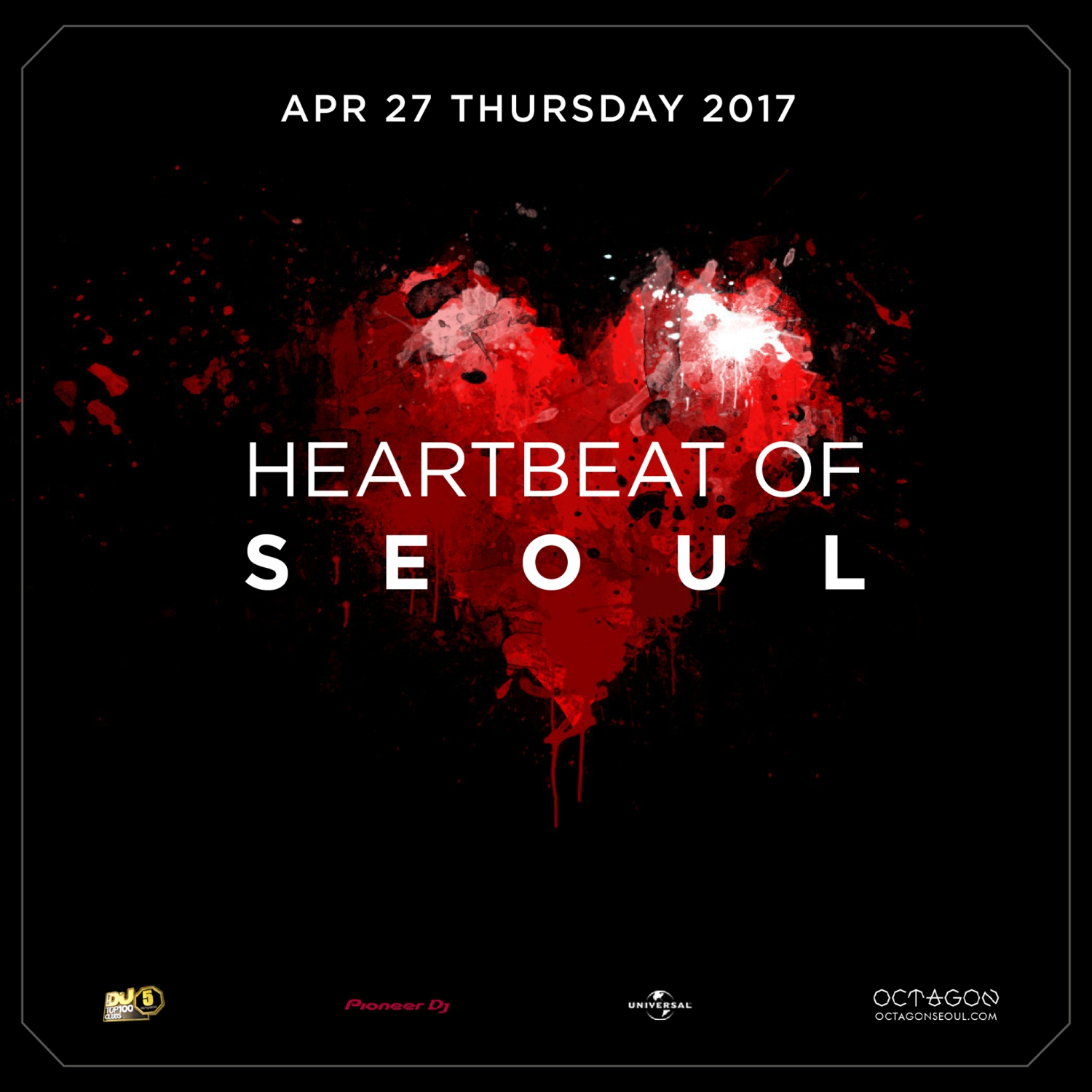 HEART BEAT OF SEOUL