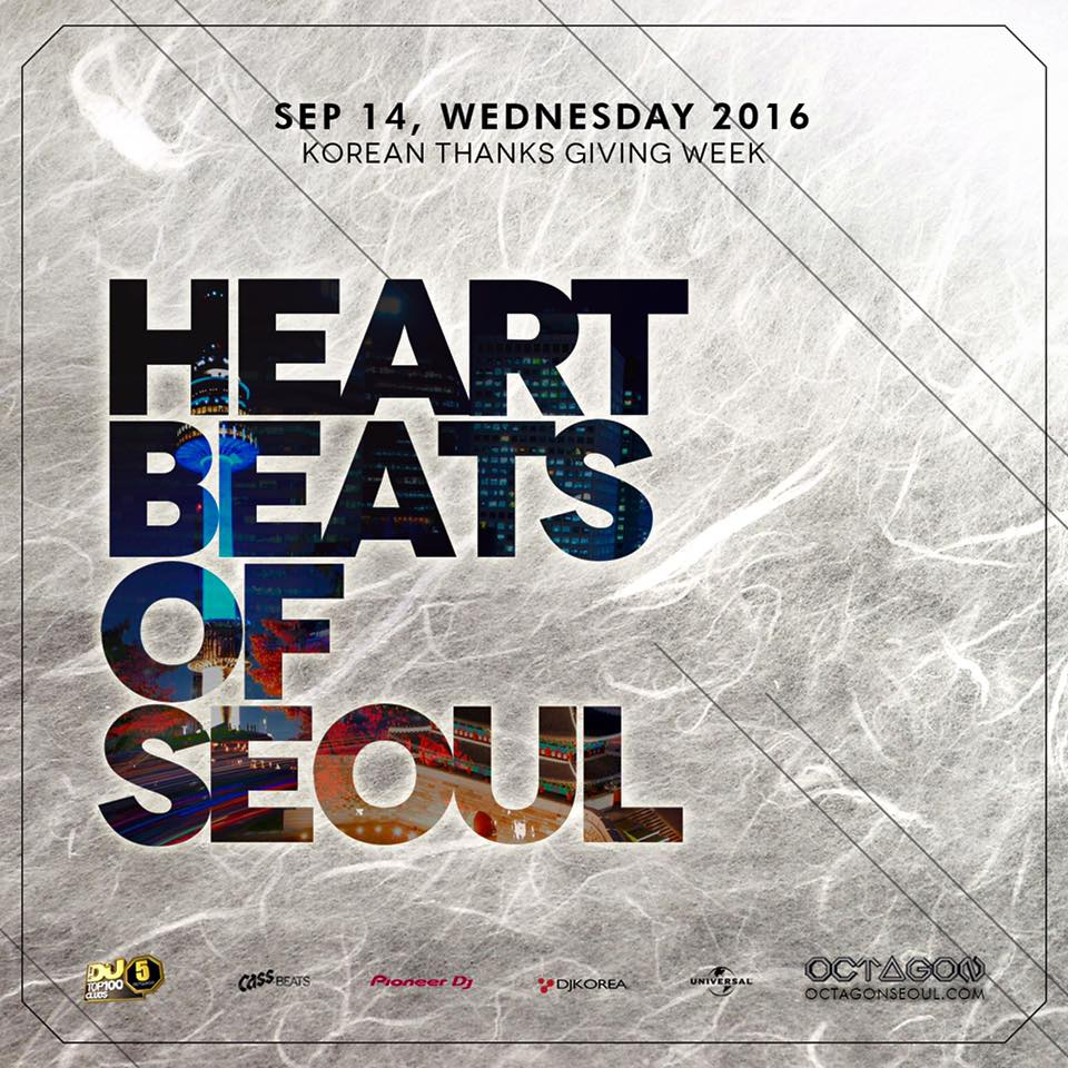 Heartbeats of Seoul - Club Octagon