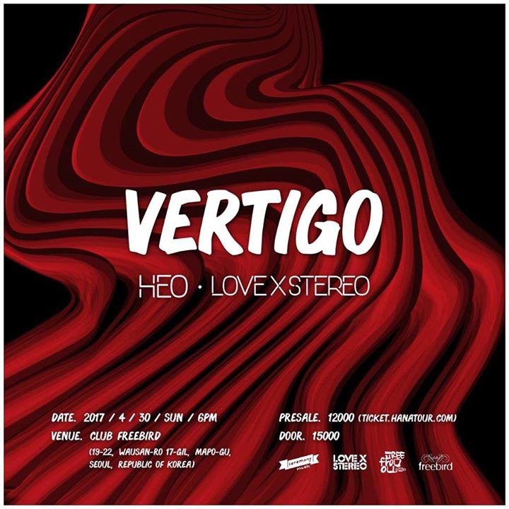HEO + Love X Stereo Split Show: Vertigo