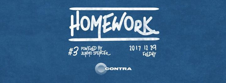 HOMEWORK vol. 3 w/ Magico, Antwork, Jinwook