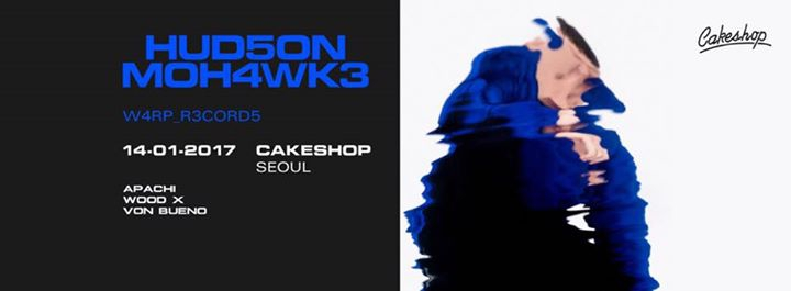 Hudson Mohawke (Warp/LuckyMe/Glasgow) at Cakeshop