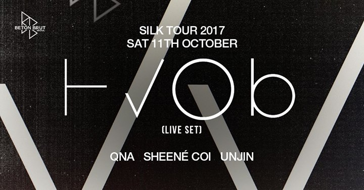 HVOB - Silk Tour 2017 at Beton Brut Seoul