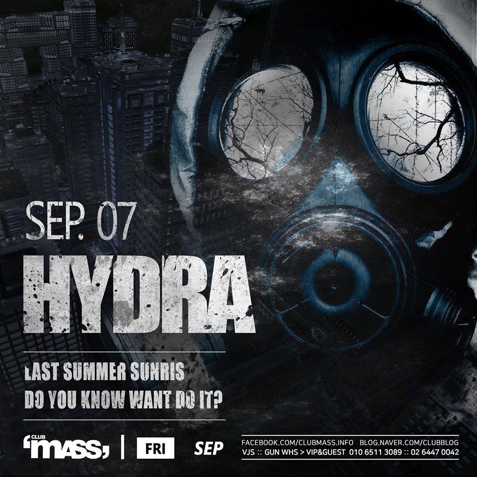 Hydra Party - Last Summer Sunrise