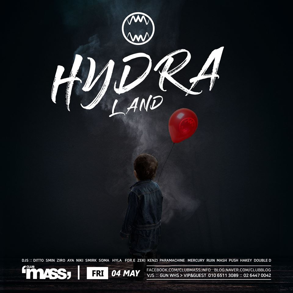 Hydraland Party at Club Mass