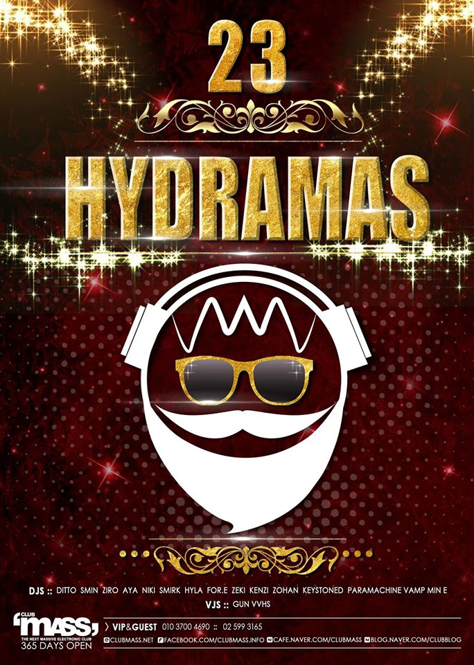HYDRAMAS PARTY