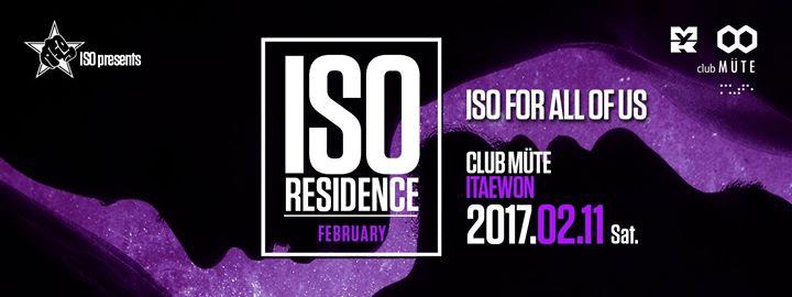 ISO: Residence