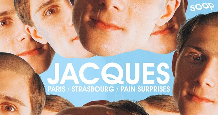 Jacques at SOAP (Pain Surprises // Paris)