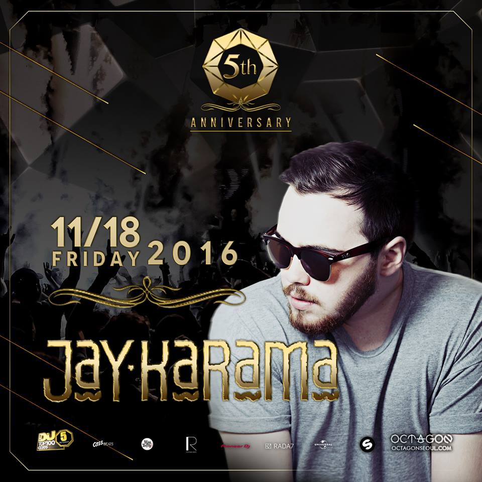 Jay Karama at Club Octagon