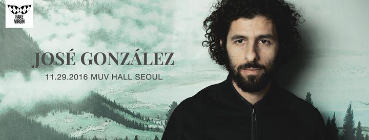 Jose Gonzalez Live in Seoul